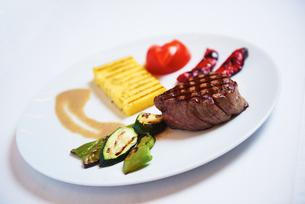 tasty steakの写真素材 [FYI00788580]