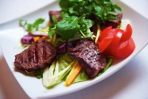 tasty steakの写真素材 [FYI00788594]
