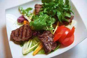 tasty steakの写真素材 [FYI00788705]