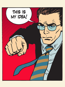 copyright fight fist kick my idea creative processの素材 [FYI00789263]