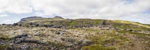 rough landscape in icelandの写真素材 [FYI00789377]