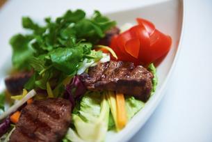 tasty steakの写真素材 [FYI00789760]