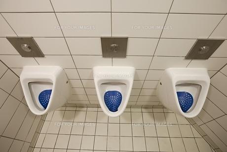 Urinalsの写真素材 [FYI00789911]