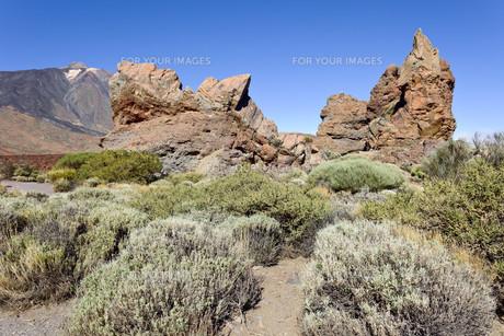Rock formationsの写真素材 [FYI00789953]