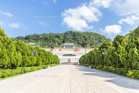 Gugong National Museum Taipeiの素材 [FYI00790062]