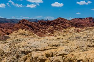 Valley of Fireの写真素材 [FYI00790107]
