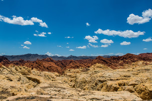 Valley of Fireの写真素材 [FYI00790157]