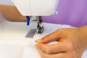 sewing machineの写真素材 [FYI00790956]