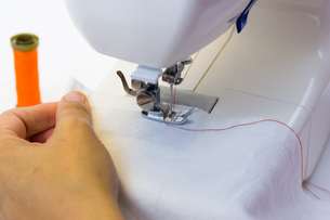 sewing machineの写真素材 [FYI00790964]