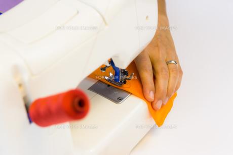sewing machineの写真素材 [FYI00790965]