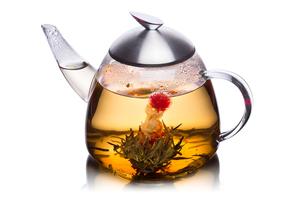 Herbal teaの写真素材 [FYI00791101]