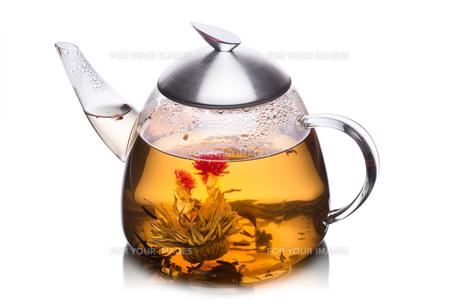 Herbal teaの写真素材 [FYI00791104]