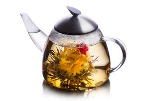 Herbal teaの写真素材 [FYI00791105]