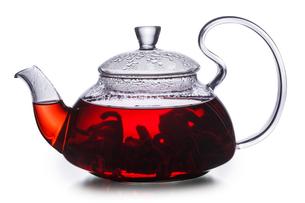 Hibiscus tea (rosella)の写真素材 [FYI00791137]