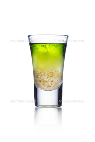 Colorful shot drinkの写真素材 [FYI00791204]