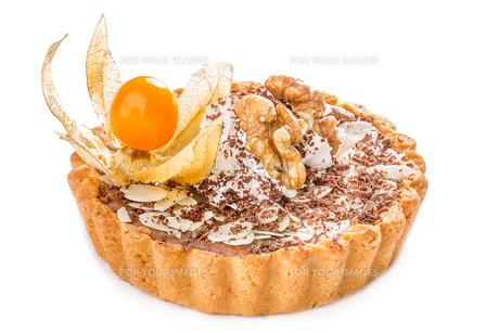 Walnut dessertの写真素材 [FYI00791236]