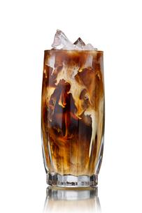 Iced coffeeの写真素材 [FYI00791309]