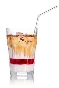 Yummy milkshakeの写真素材 [FYI00791318]