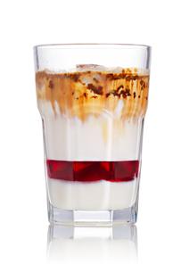 Yummy milkshakeの写真素材 [FYI00791342]