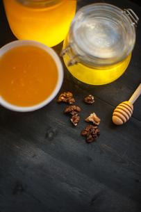 Honey with walnutの素材 [FYI00791630]