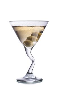 Dirty Martiniの写真素材 [FYI00791768]