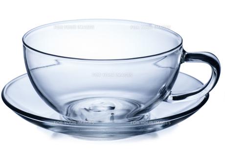 Empty tea cupの写真素材 [FYI00791770]