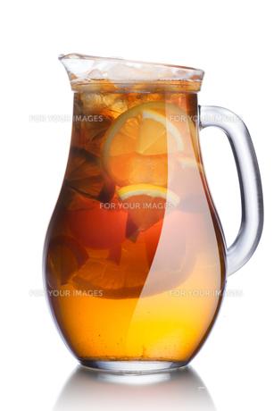 Half and half drinkの写真素材 [FYI00791809]