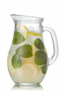 Mint lemonadeの写真素材 [FYI00791830]