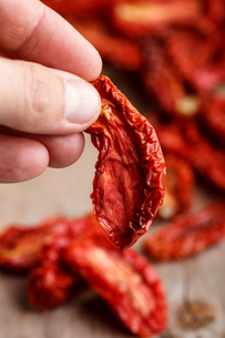 Dried tomatoesの素材 [FYI00792077]