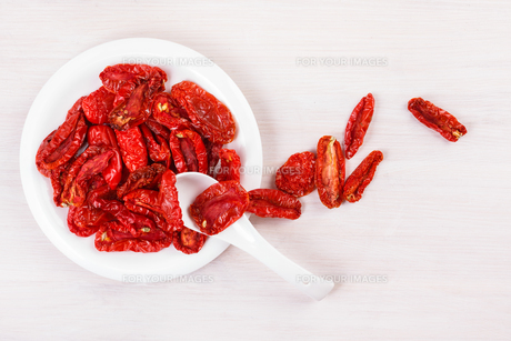 Dried tomatoesの素材 [FYI00792082]