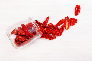 Dried tomatoesの素材 [FYI00792085]