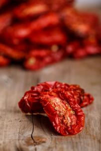 Dried tomatoesの素材 [FYI00792093]