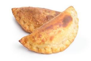 Empanadas isolatedの素材 [FYI00792098]