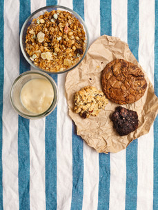 Healthy breakfastの素材 [FYI00792377]