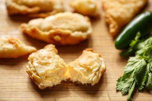 Phyllo cheese pattiesの素材 [FYI00792385]