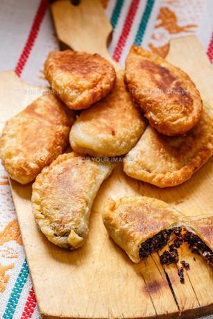 Empanadas (pirozhki)の素材 [FYI00792418]
