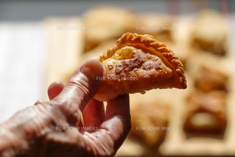 Phyllo cheese pattiesの素材 [FYI00792429]