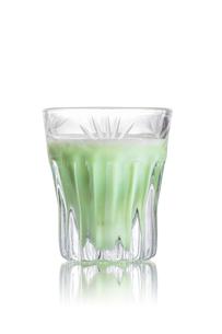 Shamrocked shot cocktailの写真素材 [FYI00792861]