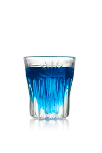 Blue kamikaze shotの写真素材 [FYI00792884]