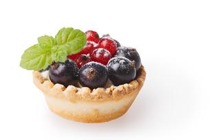 Currant dessertの写真素材 [FYI00792919]