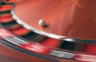 Casino Rouletteの写真素材 [FYI00792951]