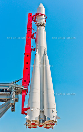Spaceshipの写真素材 [FYI00792956]