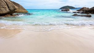 Beach in summer of Thailandの写真素材 [FYI00793473]