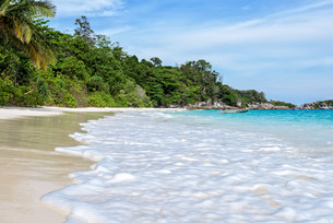 Beach in summer of Thailandの写真素材 [FYI00793489]