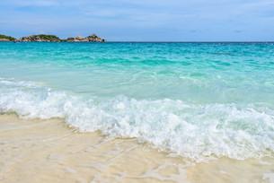 Beach in summer of Thailandの写真素材 [FYI00793508]