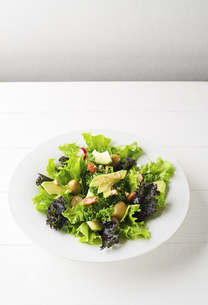 Avocado saladの写真素材 [FYI00794090]