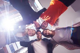 happy students celebrateの写真素材 [FYI00794385]