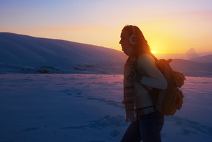 Active winter holidaysの素材 [FYI00794611]