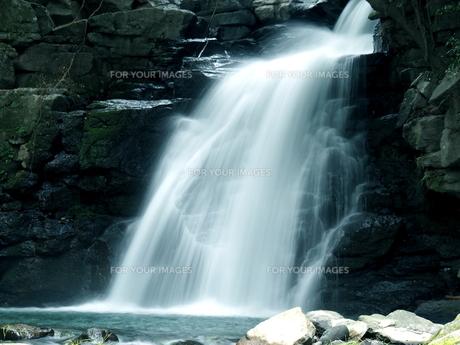 滝の写真素材 [FYI00795037]