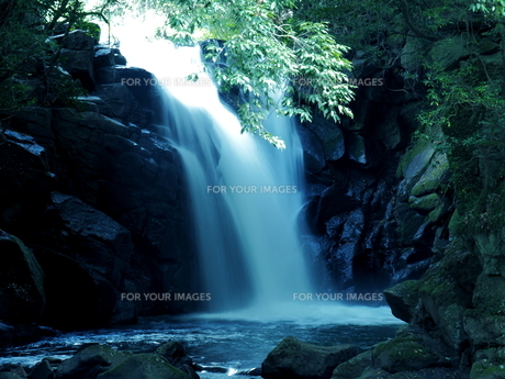 滝の写真素材 [FYI00795038]